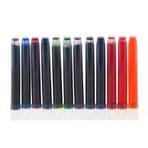 百乐 PILOT 日本百乐钢笔水性颜料墨水囊 IC-P3-AST (混色) 12支/盒