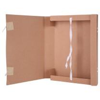 晨光 M&G 牛皮纸档案盒 APYRD61300 A4 50mm  180个/箱