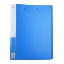 晨光 M&G 长押夹加板夹文件夹 ADM94616 A4 背宽22mm (蓝色)