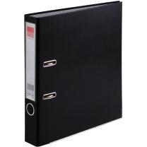 齐心 Comix 半包胶档案夹 A105A A4 2寸 (黑色) 30个/箱