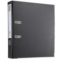 齐心 Comix 半包胶档案夹 A206 A4 3寸 (黑色) 40个/箱