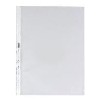 金得利 KINARY 11孔文件保护套 EH303A-3 A4 0.03mm (透明色) 100个/包