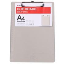 晨光 M&G 透明写字板 ADM95181 A4 (透明茶) 20个/箱