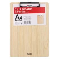 晨光 M&G 木纹书写板夹 ADM929H7 A4 (浅色)
