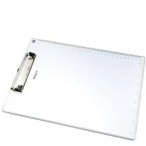 晨光 M&G 竖式防滑书写板夹 线型夹 ADM94863 A4 (银白色)