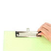 晨光 M&G 塑料板夹 ADM94511 A5 (红色、蓝色、绿色、白色) (颜色随机)