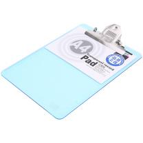 晨光 M&G 透明板夹 ADM94563 A4 (红色、蓝色、绿色、白色) (颜色随机)