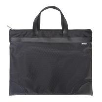 晨光 M&G 手提包大容量 ABBN3047 A4 (黑色纹)