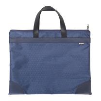 晨光 M&G 手提包大容量 ABBN3047 A4 (蓝色纹)