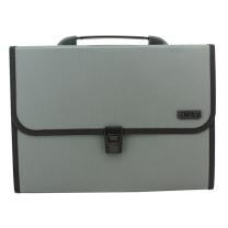 晨光 M&G 风琴包 AWT90959B A4 12格 (灰色)