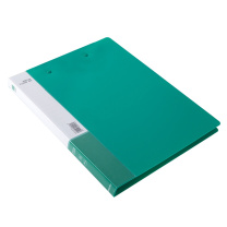 得力 deli 文件夹 33478 A4 (绿色)