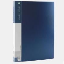 金得利 KINARY 文件夹 AL151A A4(235*310*26mm) (墨蓝)