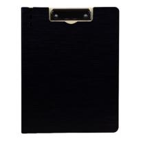 创易 折页板夹 文件夹 资料夹 会议夹 (黑色)