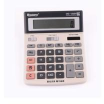 晨光 M&G 标朗 桌面型计算器MG-1200H ADG98197  10台/包 60台/箱