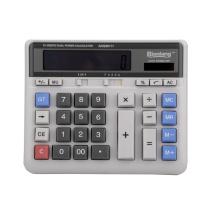 晨光 M&G 标朗 12位数字显示桌面型计算器 ADG98117 (白色) 10台/盒
