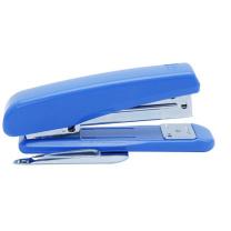 晨光 M&G 12#侧带起钉器订书机 ABS92718B 20页 (蓝色) 12个/包 72个/箱 (适配#24/6、26/6针)