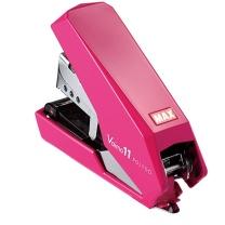 美克司 MAX 省力平脚 订书机 HD-11SFLK 40页 (颜色随机) HD90656~HD90659