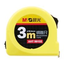 晨光 M&G 标准钢卷尺 AHT99102 3m  10把/包 200把/箱