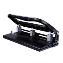 益而高 Eagle 带标尺三孔可调打孔机 997L 40张 孔径7mm (黑色) 6个/箱