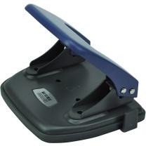晨光 M&G 双孔打孔机 ABS92647 20张 孔径5.5mm 孔距80mm (蓝色) 60个/箱