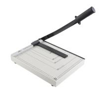 杰丽斯 钢制切纸刀 829-4 A4 可裁12张 (白色) 36台/中箱