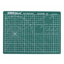 可得优 KW-triO 双面切割垫板 2块/组 9Z400 A4 (绿色)