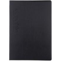 晨光 M&G 雅纹皮本 APYLL488 B5 (黑色) 76页/本