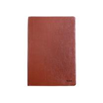 前通 front 商务 软面皮本 D66-A501 A5 (深咖啡) 154页/本