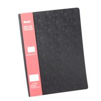 前通 front 加厚 记事本 DV69-B501 B5 (黑色) 152页/本 (荔枝纹)