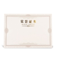 晨光 M&G 荣誉证书内芯 ASC99328 16K (白色) 50张/包