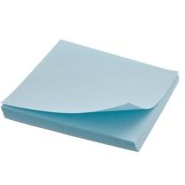 齐心 Comix 商务办公便签纸 C4212 94*87mm (混色) 260张一本 24本/包 中包装