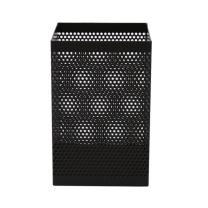晨光 M&G 钢丝笔筒 方形 (黑色)