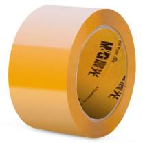 晨光 M&G 米黄色封箱胶带 AJD97345 60mm*40y  5卷/筒 (单卷售)