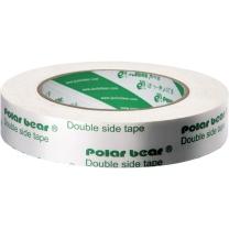 北极熊 polar bear 易清除无痕强力双面泡棉胶带 EZ-24 24mm*5m  12卷/包 144卷/箱