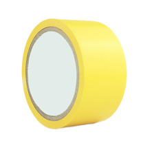 国产 单色警示胶带 48mm*20Y (黄色) 72卷/箱