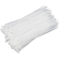 国产 尼龙扎带 宽5*长400mm (白色) 100根/包