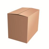 QDZX 纸箱 60*40*50cm  5个装 无扣手