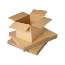 谋福 CNMF 五层优质特硬纸箱 2号 53*23*29cm  10个装