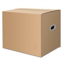 国产 纸箱 40*30*60cm  有扣手