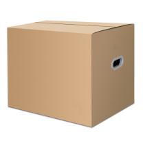 国产 纸箱 35*30*50cm  有扣手