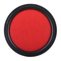 晨光 M&G 秒干印台水性颜料财务专用红色印泥 AYZ97523 70mm圆形  4个/组