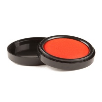 晨光 M&G 圆形秒干印台 AYZ97524 直径85mm (红色)