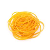 国产 扁形橡皮筋 (黄色) 200g/包