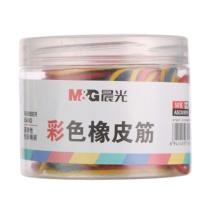 晨光 M&G 乳胶圈 ASCN9519 50g (彩色) (仅限上海可售)