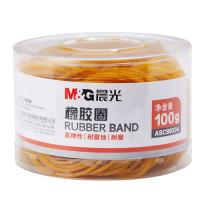 晨光 M&G 橡胶圈 ASC99334 100g  24筒/包 144筒/箱