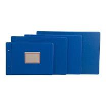 立信 塑料账夹 2902-16 16K (红色、绿色、蓝色) 10副/包