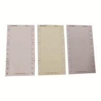 汇银达 HUIYINDA 无碳复写纸 一式三联 联式POS纸  50本/箱 (10箱起订)
