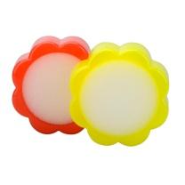 晨光 M&G 花形海绵缸 ASC99302 (黄色、红色)