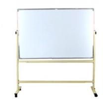 达派 双面白板 100*200cm  黑板绿板移动白板支架式