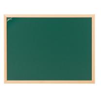 紫薇星 ZIWEISATR 小黑板 ZWX-  1块 挂式磁性木框绿板 教学写字板练字板 60*90木框绿板